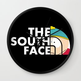 The south face Wall Clock