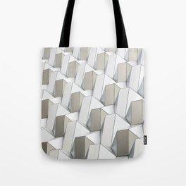 Pattern cubism Tote Bag