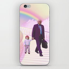 PawPaw Bernie iPhone Skin