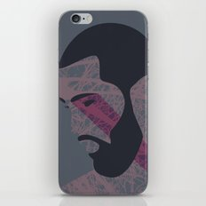 Pose Babe iPhone & iPod Skin