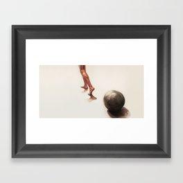 Atlas Shrugged Framed Art Print