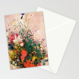Summer has too short a lease Stationery Cards