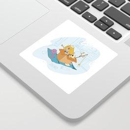 Návika Sticker