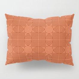 Op Art 18 - Coral Pillow Sham