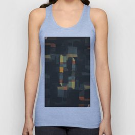 Abstract Painting No. 6 Unisex Tank Top