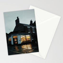 the lights of the shop Stationery Cards
