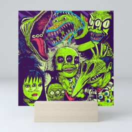 It's Showtime Mini Art Print