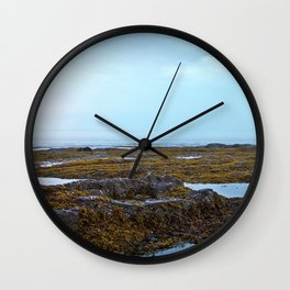 Tidal Shelf and the Fog Wall Clock