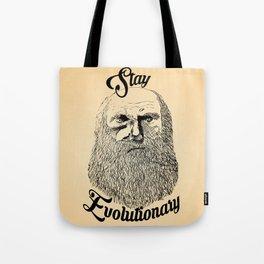 Evolutionary Tote Bag