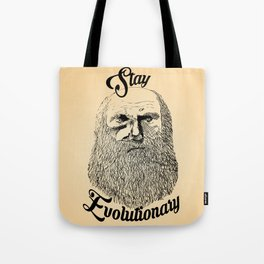 Evolutionary Tote Bag