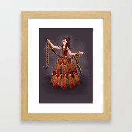 Christine Framed Art Print