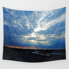Parting of the Clouds Wall Tapestry