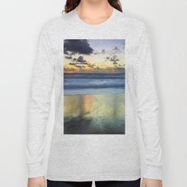 Sea storm approaches Long Sleeve T-shirt