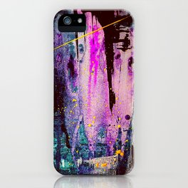 Caves iPhone Case