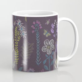 Medieval Botanial Coffee Mug