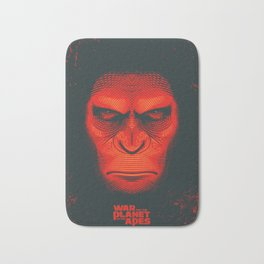 War for the Planet of the Apes Bath Mat