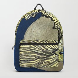Golden Betta Backpack