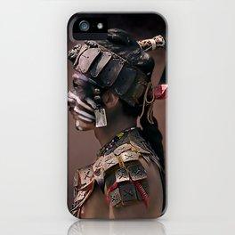 Indio Maya iPhone Case
