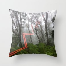 Come On Feel Throw Pillow
