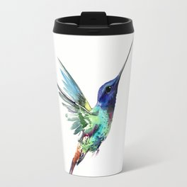 Flying Hummibgbird Travel Mug