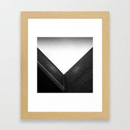 JUST CAUSE Framed Art Print