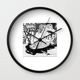 (F)LAWLESS Wall Clock