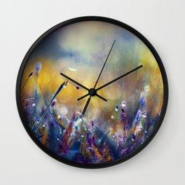 Moss Island Wall Clock