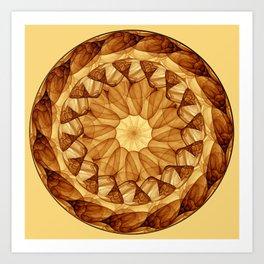 Mandala 01 Art Print