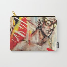 To Break or Be Broken Carry-All Pouch