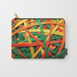 Rubberband Man Carry-All Pouch