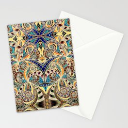 Drawing Floral Zentangle G240 Stationery Cards