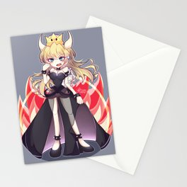 Bowsette | Princess Bowser Peach Stationery Cards