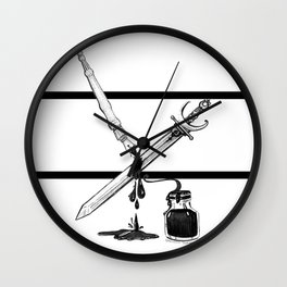 Mightier Than Wall Clock