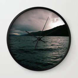 Spying on Nessie Wall Clock