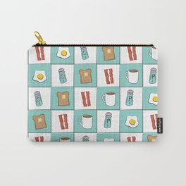 Diner Breakfast Carry-All Pouch
