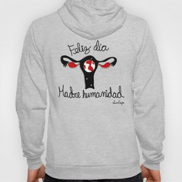 Madre humanidad Hoody