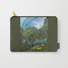 Brewing Storm With Sheep Carry-All Pouch