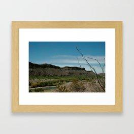 caca Framed Art Print