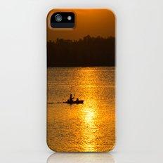 Sunset trip iPhone (5, 5s) Slim Case