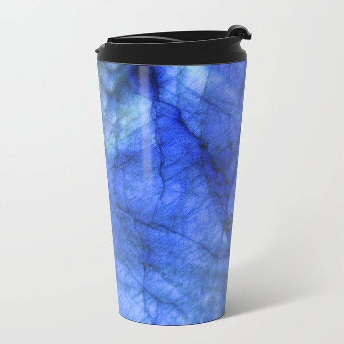 Labradorite Flash Travel Mug