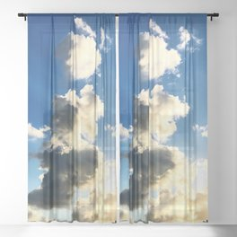 Shine Sheer Curtain