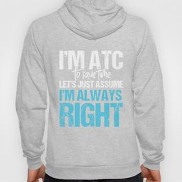 Im Atc Art Aviation Profession Hoody