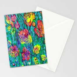 Hidden Flowers Stationery Cards