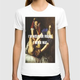 Judith Stopping Holofernes T-shirt