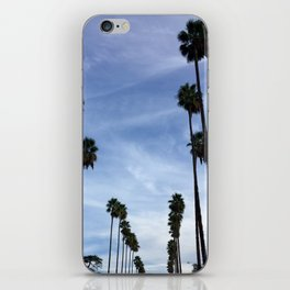 Palm Tree Haven iPhone Skin