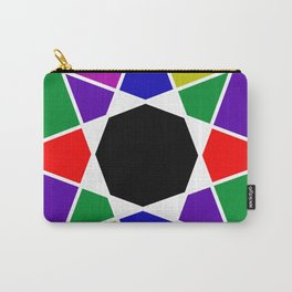 Compass abstract Carry-All Pouch