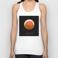 i love you to the moon and back Tank Tops featuring I Love You to the Moon and Back  by Vermont Greetings