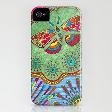 Butterfly Slim Case iPhone (4, 4s)