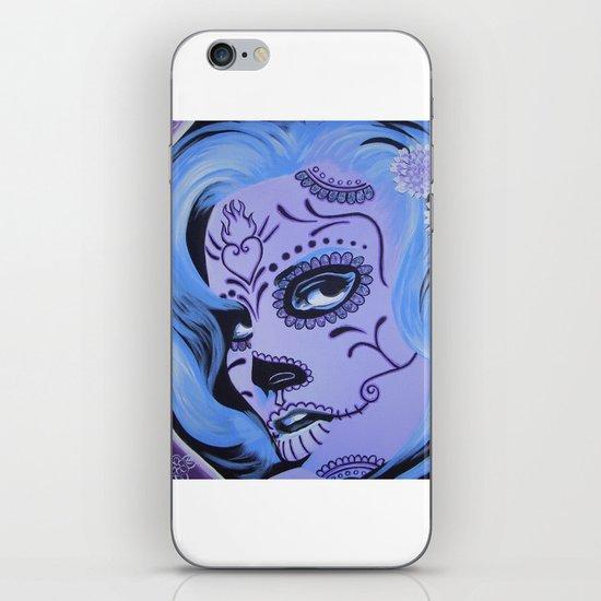 Raquel Calavera iPhone & iPod Skin