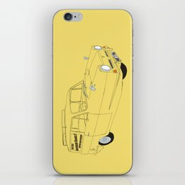 Only Fools and Horses Robin Reliant iPhone Skin